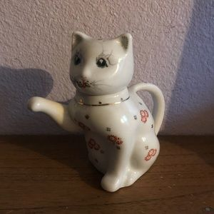Other - Cat Teapot